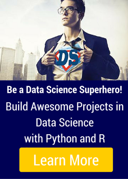Build IBM Approved projects for Data Science in Python!