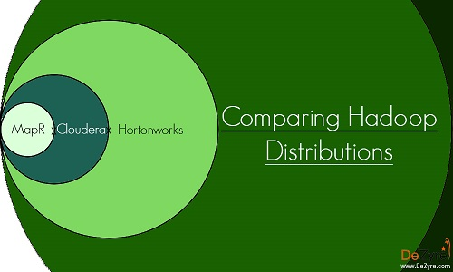 Hadoop Distributions Comparison