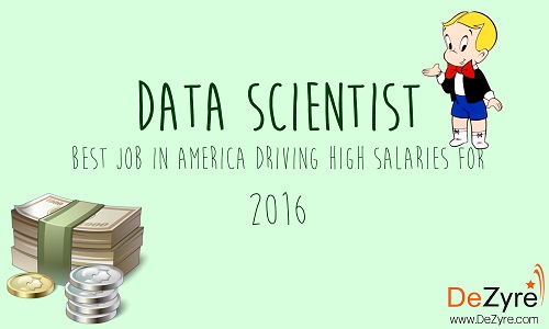 Data Scientist Best Job in America