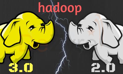 Hadoop 2 vs Hadoop 3