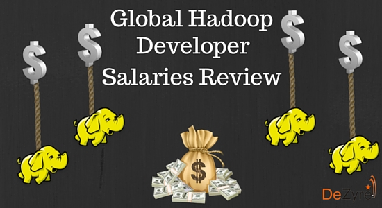 Global Big Data & Hadoop Developer Salaries Review
