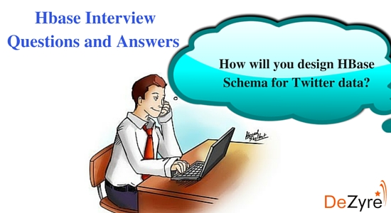 HBase Interview Questions and Answers 2017