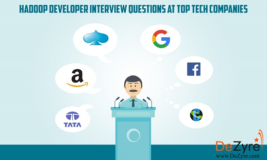 Hadoop Developer Interview Questions at Top Tech Companies