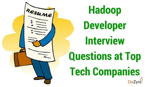 Hadoop Developer Interview Questions