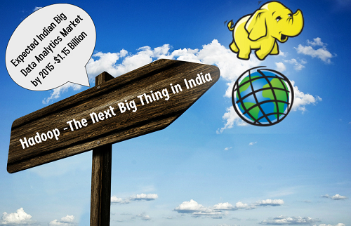 Hadoop- The Next Big Thing in India