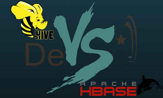 Difference between Hive and Hbase