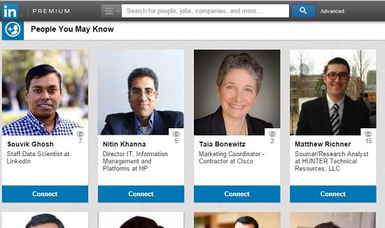 Linkedin Data Products