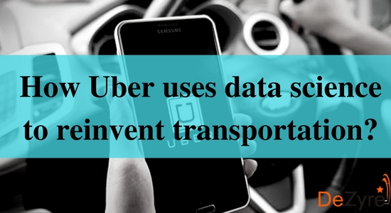 Uber Big Data and Data Science
