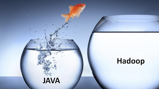 How much Java is required for Hadoop