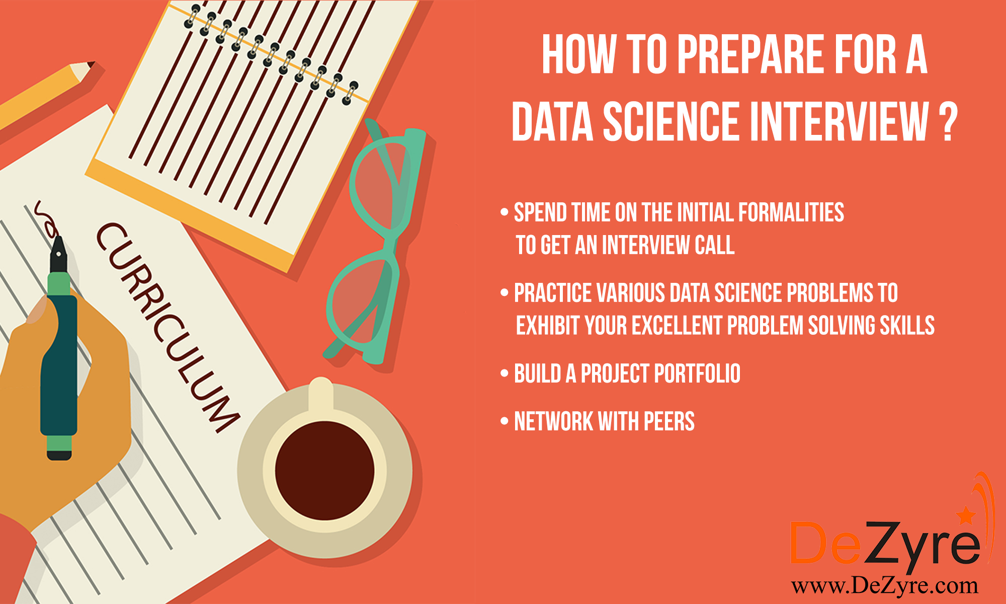 Data Science Interview Preparation Tips