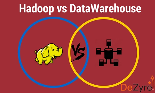 Hadoop vs Datawarehouse