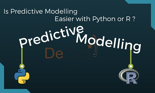 Predictive Modelling with R or Python