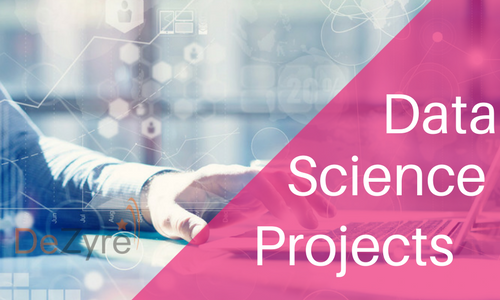 Projects Related to Data Science