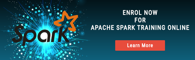 Work on hands on projects on Apache Spark with Industry Professionals