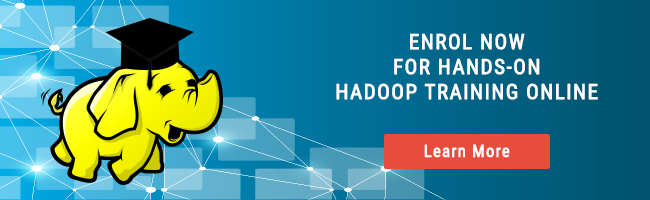 Work on hands on projects on Big Data and Hadoop with Industry Professionals