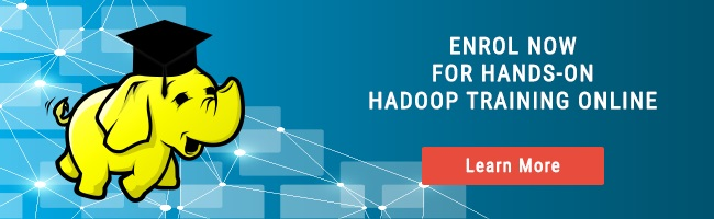 Work on IBM approved Hands on Hadoop Project on Twitter data