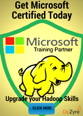 Big Data Hadoop Training and Certification