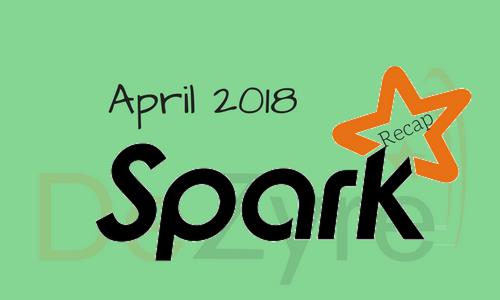 Apache Spark News 2018
