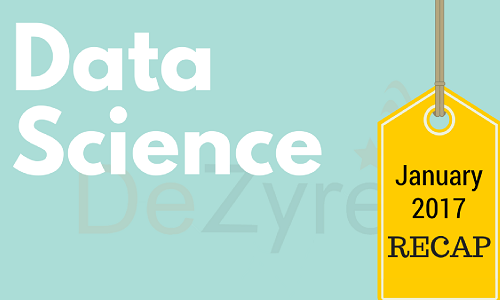 Data Science News for January 2017