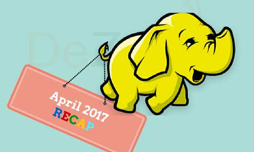 Hadoop News for April 2017