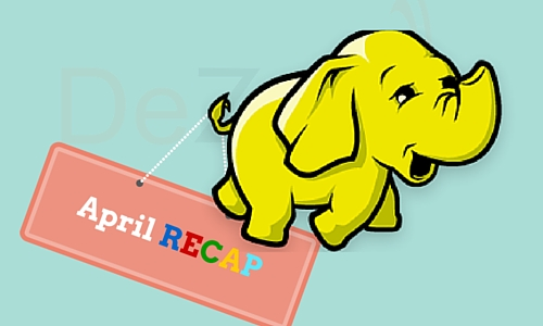 Hadoop News Updates for April