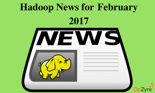 Hadoop news for February 2017