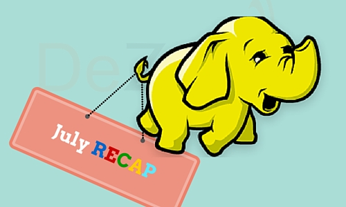 Hadoop News Updates for July