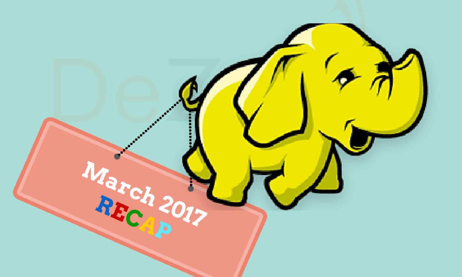 Hadoop News for March 2017