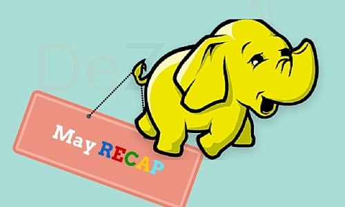 Hadoop News for May