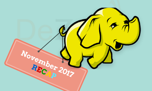 Hadoop News for November 2017