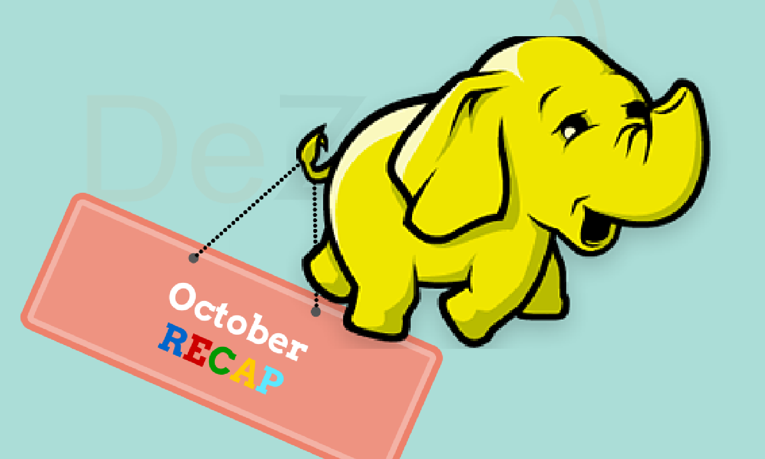 Hadoop News for October