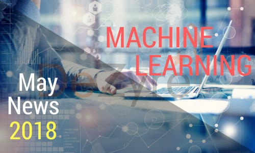 Machine Learning News 2018