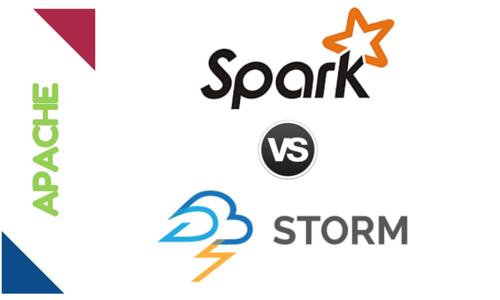 Spark vs Storm