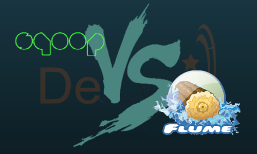 Sqoop vs. Flume – Battle of the Hadoop ETL tools