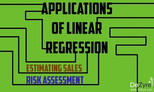 Applications of Linear Regression Algorithm