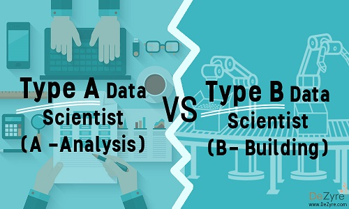Type A Data Scientist vs Type B Data Scientist