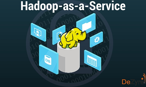 Hadoop as a Service