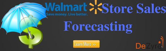Kaggle Data Science Challenge - Walmart Store Sales Forecasting Data Science Project