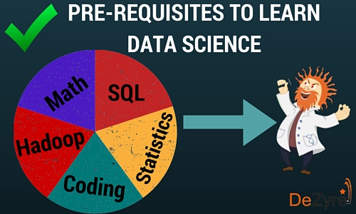 How to become a Data Scienctist