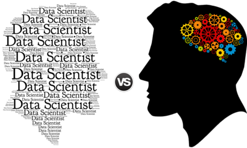 What is the difference between a Data Scientist and a Decision Scientist?