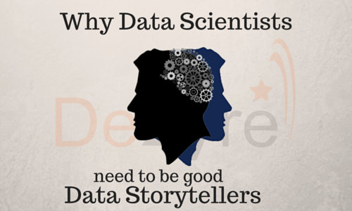 Storytelling with Data-A Must Have Skill for Data Scientists