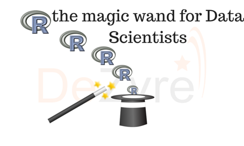 R Programming-The Magic Wand for Data Scientists