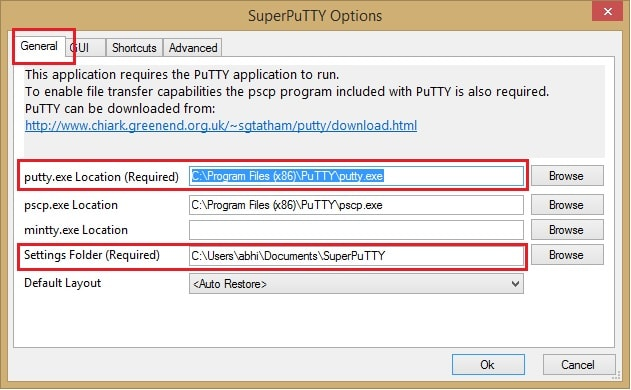 Unable to run Superputty after download  | DeZyre