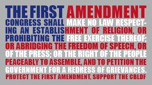 Digication e-Portfolio :: First Amendment WR150 :: Welcome