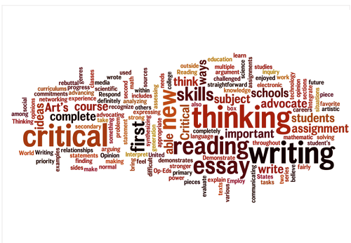 Writing is Power: Critical Thinking, Creative Writing, and Portfolio