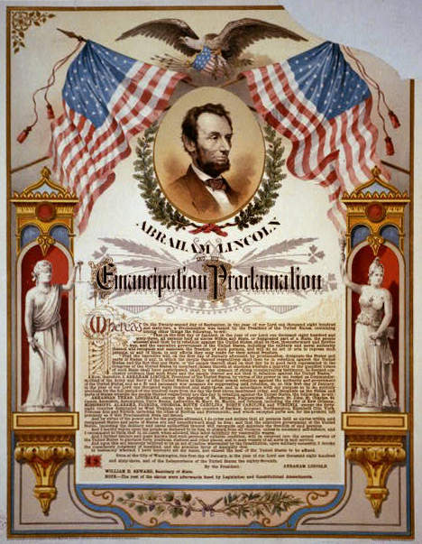 Emancipation Proclamation Essay Research Paper Abraham Lincoln