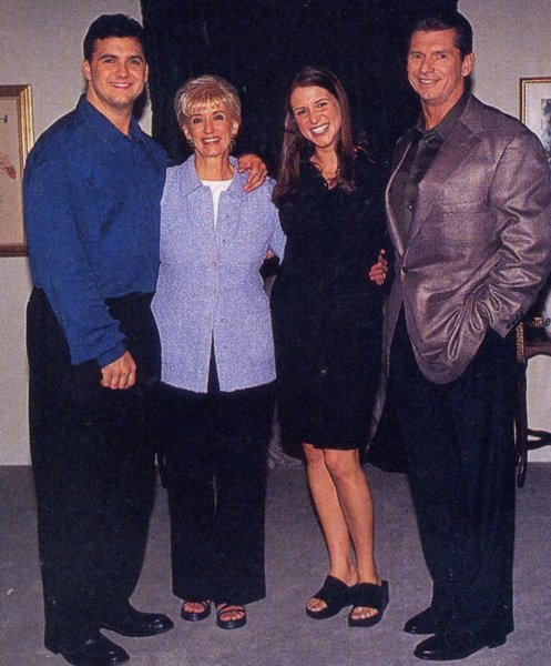 1000 Images About The Mcmahons And Triple H On Pinterest