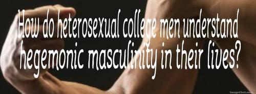 Hegemonic heterosexuality definition