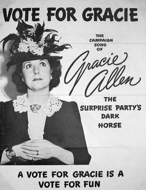 gracie allen awards