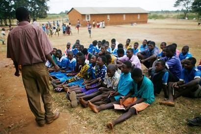 Digication e-Portfolio :: Lack of Education in Africa and the ...